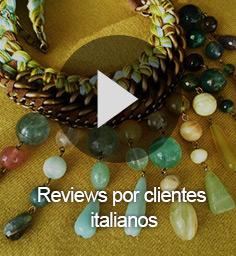 Reviews Por Clientes Italianos